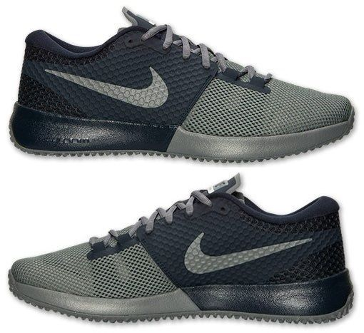 NIKE ZOOM SPEED TR2 MEN's M TRAINING MESH OBSIDIAN - COOL GREY NEW IN BOX SIZE #Nike #TRAINING