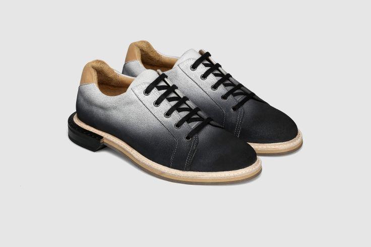 Sapatos PRUDÊNCIO X EUREKA - Preto