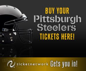 shop online for pittsburgh steelers tickets including home and away games
