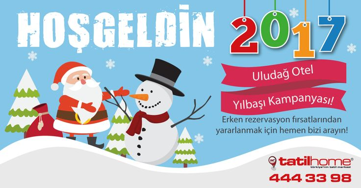 Uludağ Yılbaşı Otelleri – Yeni Yıl Keyfi Uludağ'da Yaşanır! 31 Aralık yılbaşı eğlencesinin yoğun programına hazır olun. Barbekü partileri, DJ performansları, sürpriz hediyeler sizleri bekliyor… http://www.uludagotel.com.tr/uludag-yilbasi-otelleri/   #uludağyılbaşıotelleri #uludağyılbaşı #uludağyılbaşıprogramları