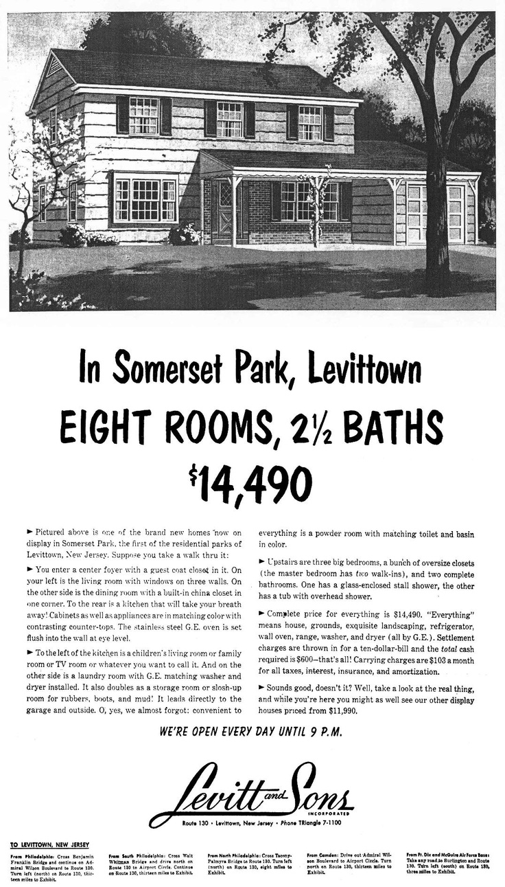 22 best images about Levittown on Pinterest   Water tank ...