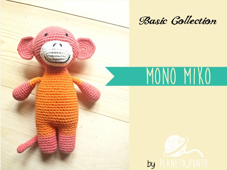 PLANETAyPUNTO Basic Collection: Mono Miko