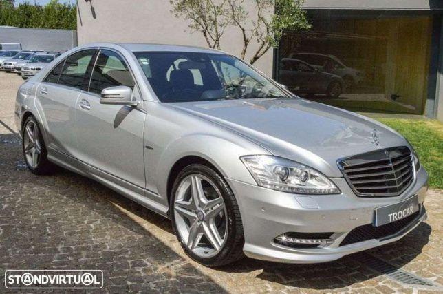 Mercedes-Benz S 250 CDi BlueEfficiency preços usados