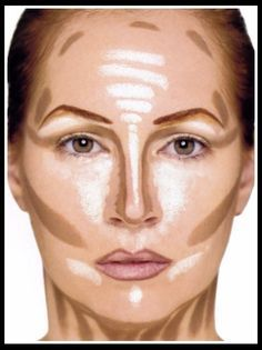 how to contour your face a guide for beginners  hair