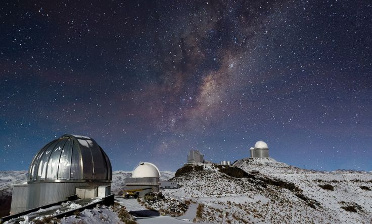 Stargazing in Northern Chile #OnlyInSouthAmerica