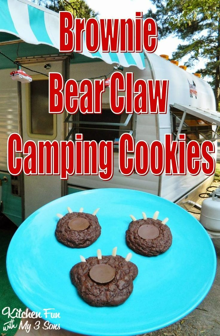 best 25 camping cookies ideas on pinterest lag baomer