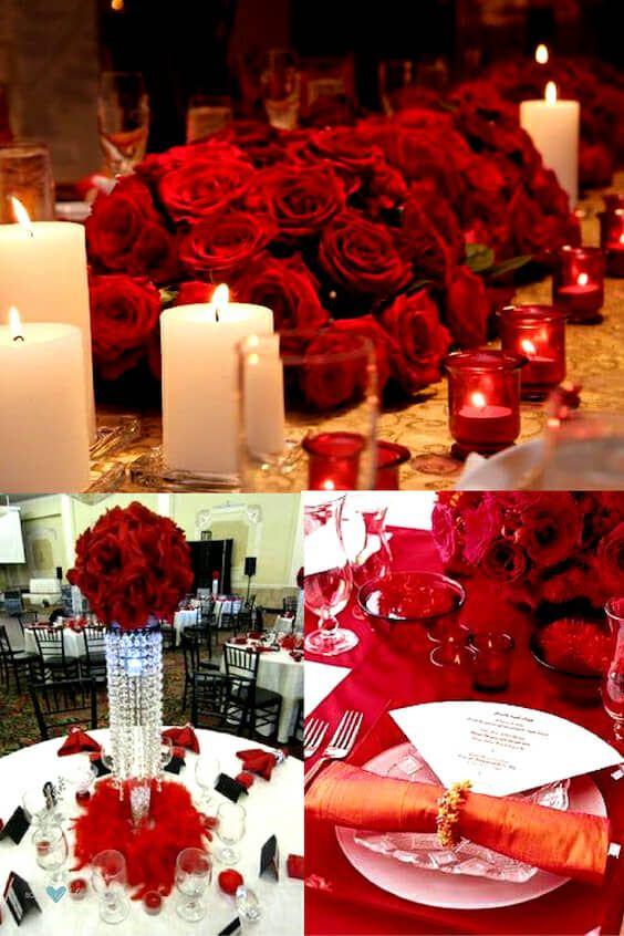 539 best centros de mesa para bodas images on pinterest - Arreglos con velas ...