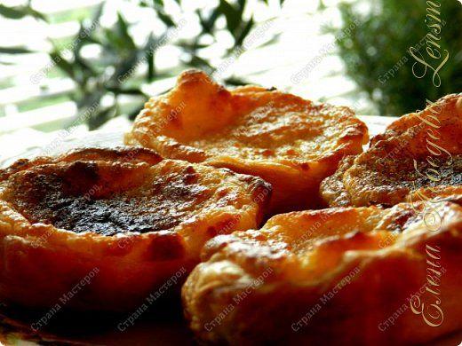 Португальское пирожное «Паштейш»