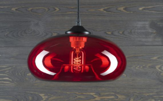 Altavola :: Lampa Wisząca London Loft no.3 Red