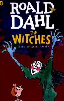 The Witches  (Book) : Dahl, Roald : Beware. Real witches dress in ordinary clothes and look like ordinary women. But they are not ordinary. They are always plotting and scheming with murderous, bloodthirsty thoughts - and they hate children. The Grand High Witch hates children most of all and plans to make every single one of you disappear. Only one boy and his grandmother can stop her, but if their plan fails the Grand High Witch will frizzle them like fritters, and then what . . . ?