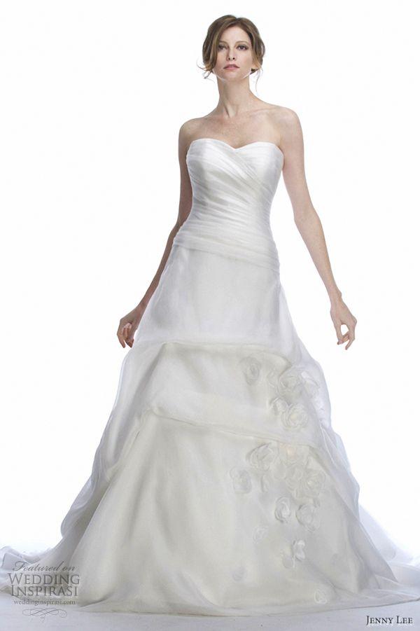 Jenny Lee Wedding Dresses Fall 2012   Wedding Inspirasi   Page 2