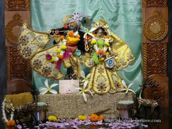 Radha Krishna Small Deity
