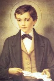 "Saint of the Day – March 10 St. Dominic Savio  Today we celebrate the feast day of St. Dominic Savio, patron of choirboys.  St. Dominic desired to be a priest and studied with St. John Bosco at the young age of 12. He founded a group called the Company of the Immaculate Conception, which helped John Bosco with neglected boys and with manual work. St. Dominic died at a very young age due to illness.  Dominic would say, ""I can't do big things. But I want all I do, even the smallest things, to…"