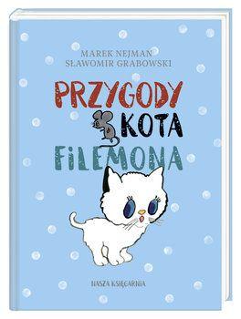 Przygody kota Filemona - Grabowski Sławomir | Książki empik.com