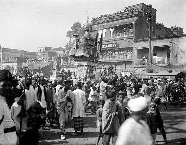 Images of life in the British Raj - in pictures