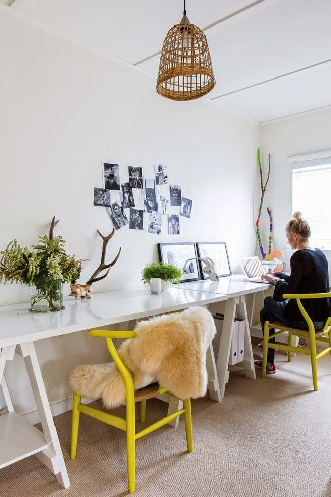 The workspace. Its where you go to create; to complete whatever task your job may entail. You...