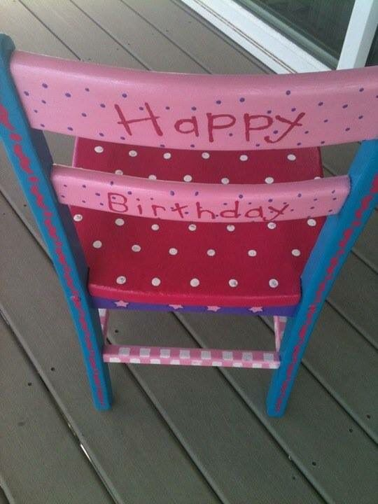 Best 25 Birthday Chair Ideas On Pinterest Party Chairs