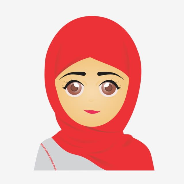 Muslim Set Cute Expressions Expression Express Muslim Png And Vector With Transparent Background For Free Download