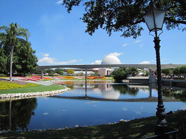 Epcot at the Walt Disney World Resort in Orlando, Florida
