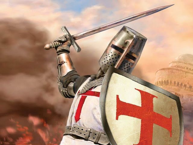 Stillness in the Storm : Who Were The Knights Templar?
