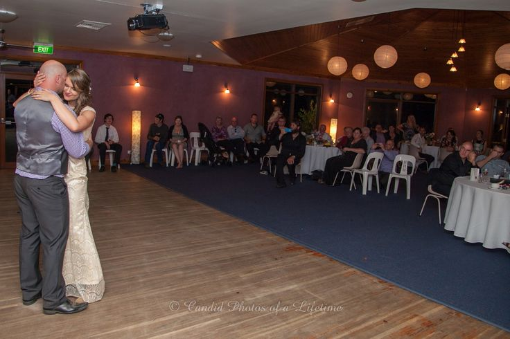 Wedding Photographer - Candid Photos of a Lifetime  the Bride & Groom having their 1st dance as Husband & Wife