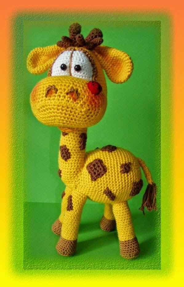 Letras e Artes da Lalá: bichos de crochê