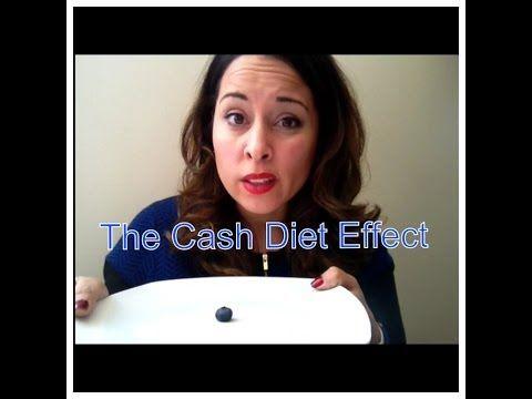 The Cash Diet Effect