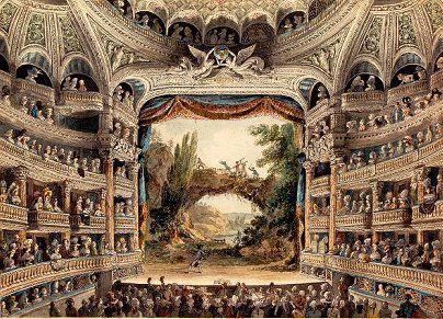 Victorian theatre design