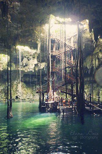 Riviera Maya, ojalá sea de mis próximos destinos.
