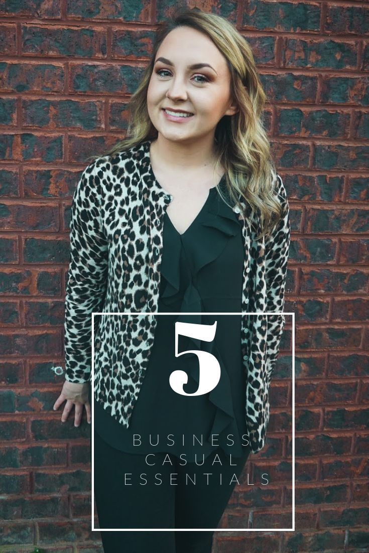 Business Casual Outfits, Work essentials, Women's work attire, how to dress …