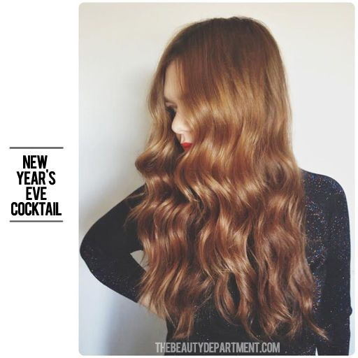 New Years Curls!