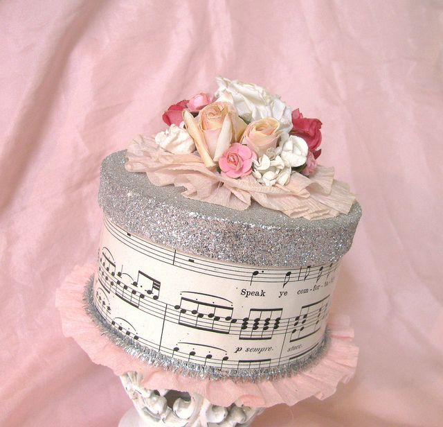 Music Paper Box by Creative Chaos