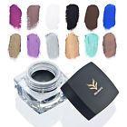 Pro Waterproof Eye Liner Makeup Cream Eyeliner Shadow Gel Makeup Accessor