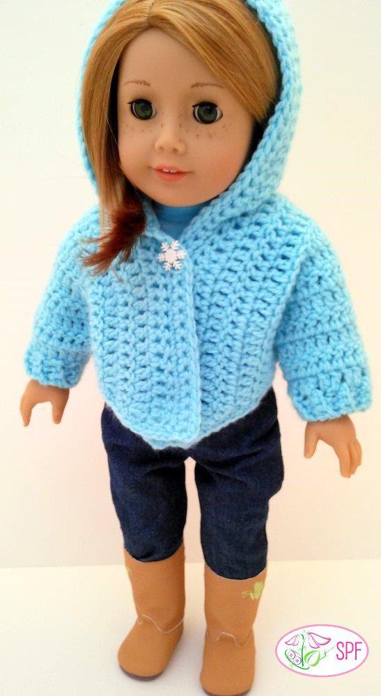 Pixie Faire Sweet Pea Fashions Shawligan Doll Clot…Edit description ...
