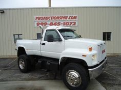 Image detail for -1993 GMC 5500 Topkick SL Custom Toy Hauler for Sale in Chesaning ...