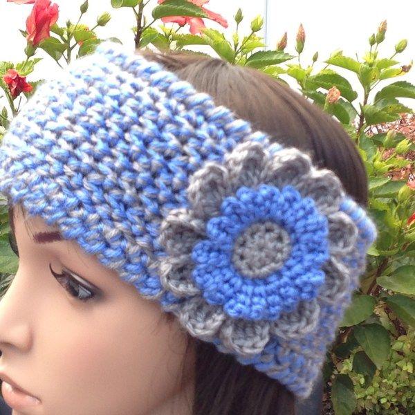 536 best Crocheted - Headwrap/Earwarmer/Headbands images on ...