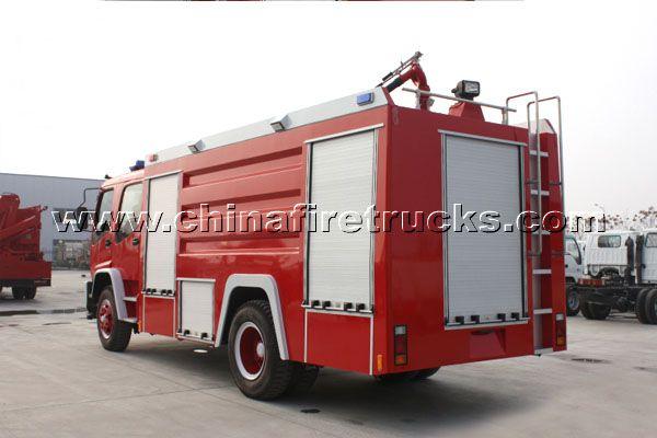 water tanker Fire trucks for sale