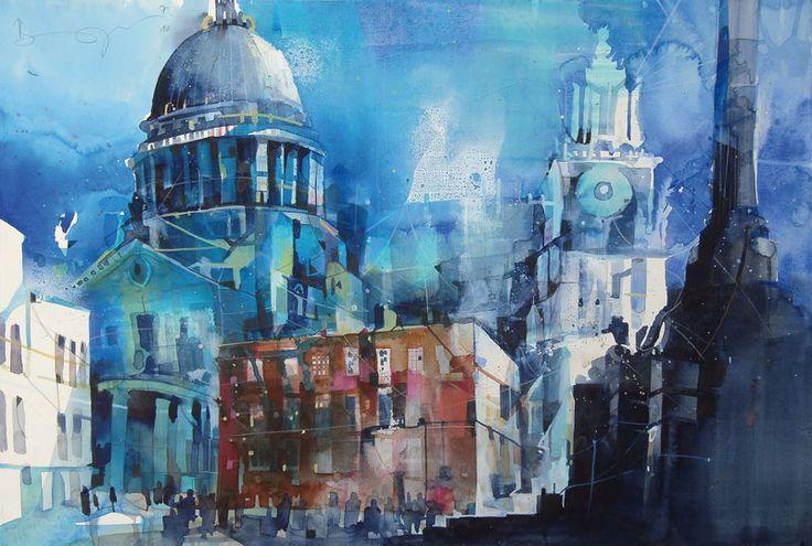 Bernhard Vogel: 8th November 2012   St Paul's, London
