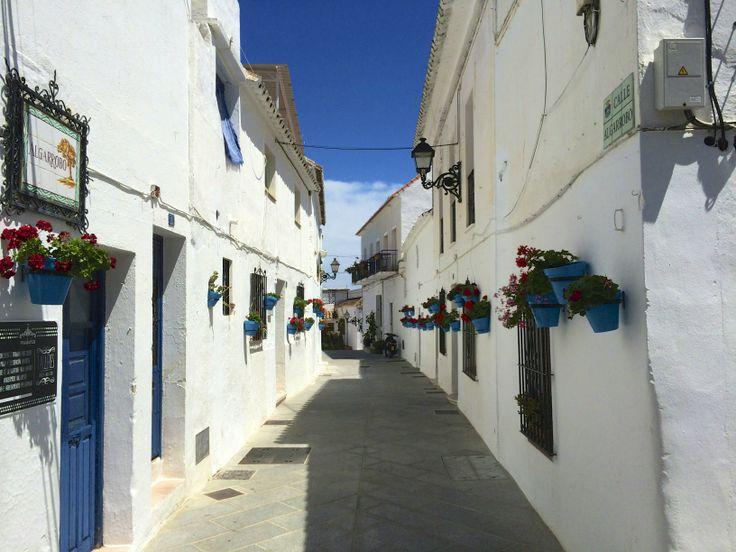 Mijas - the white village. www.magnethi.com