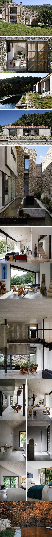 Somptueuse villa en Espagne par ABATON - Journal du Design