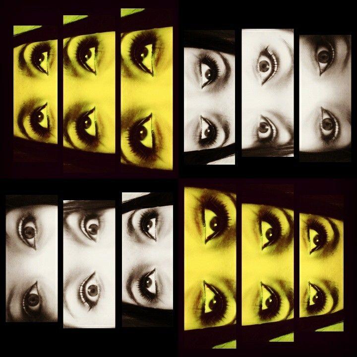 La mirada es la puerta al alma