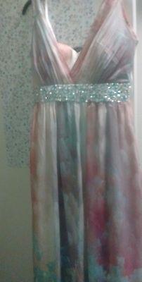 summer maxi dress size16