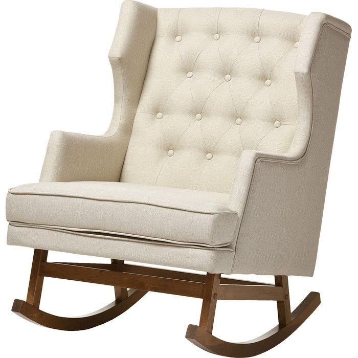 Whitworth Rocking Chair & Reviews   AllModern