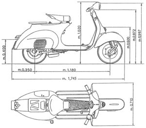 scooterist info: Vespa Dimension