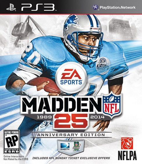MADDEN NFL 25TH Anniversary (PS3)