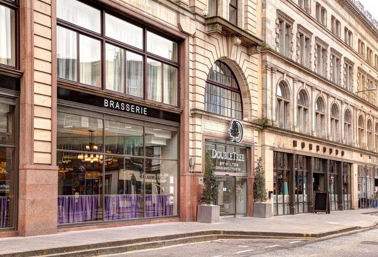 Top 10 Hotels in Edinburgh Doubletree by Hilton Hotel Edinburgh City Centre