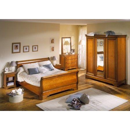 Les 25 meilleures id es concernant chambre en merisier sur for Idee meuble chambre