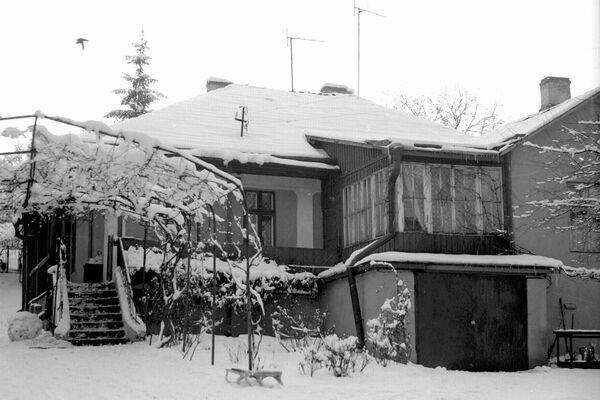 Casa lui Aron Pumnul din Cernăuți