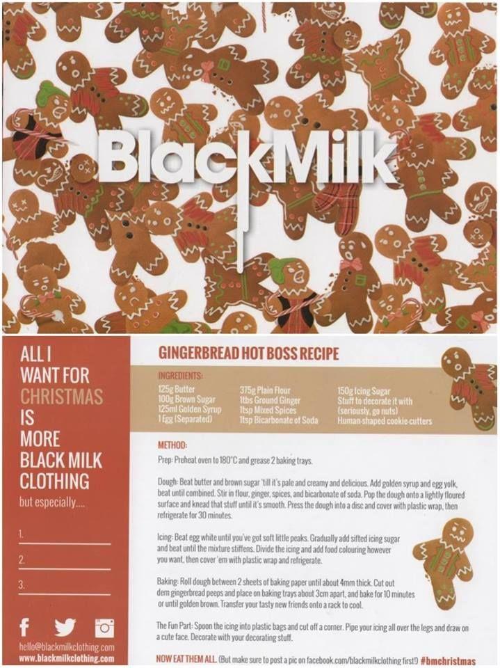 6. Gingerbread (Christmas)