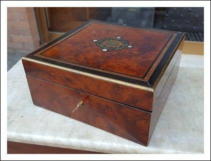 Oltre 25 fantastiche idee su scatola d 39 epoca su pinterest - Costruire un portagioie ...